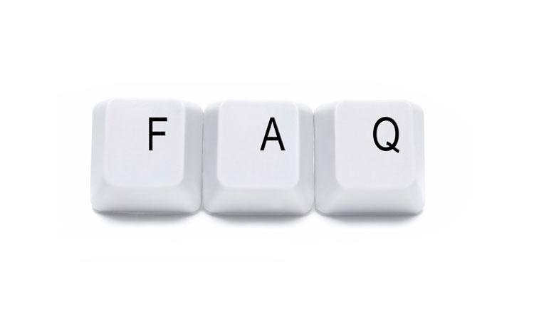 Tenants' FAQs Images